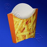 Kazakhstan Пакет для картофеля фри маленький 10х8х4,5см