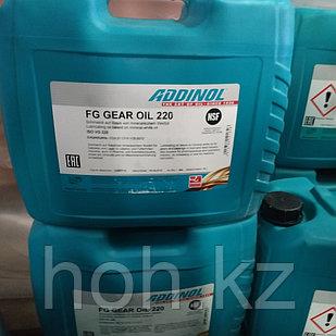 Редукторное масло с пищевым допуском ADDINOL FG Gear Oil 220