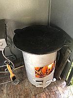 Садж чугунный 60 см с подставкой, фото 1
