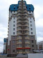 Фиброцементные фасадные панели ВИКОЛОР