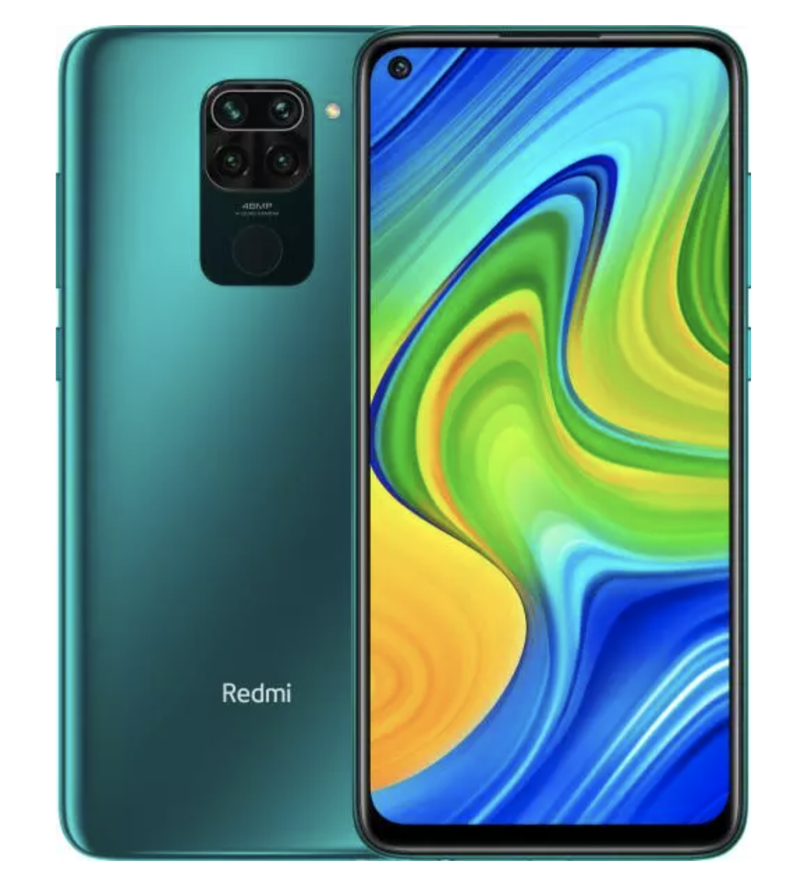 Xiaomi Redmi Note 9 4/128Gb Green
