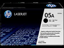 HP CE505A Картридж лазерный черный HP 05A для LaserJet P2035/P2055
