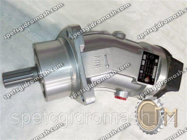 Гидромотор 310.56.00.06 аксиально-поршневой нерегулируемый