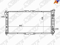Радиатор MAZDA CAPELLA /626 /CRONOS /MS-6 1.8 /2.0 92-02