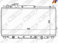 Радиатор KIA SPECTRA /SEPHIA /SHUMA /MENTOR 1.5 /1.6 96-(трубчатый)