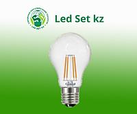 Лампа GLDEN-A65S-20ВТ-DEM-230-E27-2700