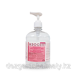 Антисептик изосепт гель (флакон 0,5л с дозатором)