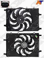 Диффузор радиатора в сборе CHEVROLET CRUZE МКПП 09-
