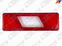 Стекло фонаря заднего FORD TRANSIT 14- LH (шасси)