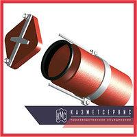 Безраструбная заглушка с прижимными скобами 125.0 ВЧШГ Pam Global