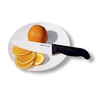 Нож керамический длина лезвия 15,7см с пластиковым чехлом