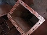 Короб нории (секция по 2 метра) производительностью 20,40,50,100,175,200 тн/ч, фото 10
