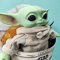 Коллекционная игрушка Mattel Baby Yoda (Бейби Йода, Грогу), фото 2