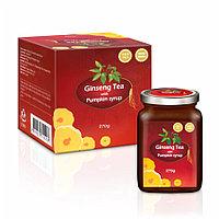 «Ginseng Tea» — Женьшеневый (17,7%) чай в тыквенном желе