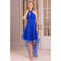 """Платье женское MINAKU """"Megane"""", размер 44, цвет синий"""