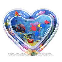 Акваковрик для детей (звездочка,сердце,четырехугольник), фото 5