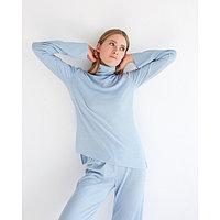 Водолазка женская MINAKU, размер 46, цвет голубой