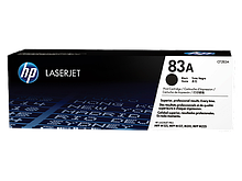 HP CF283A Картридж лазерный черный  HP 83A  для LaserJet Pro MFP M125/M127/M225/M201