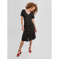 Платье женское, цвет чёрный, размер 42 (XS)
