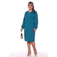 Платье женское «Клаудия», цвет изумруд, размер 48