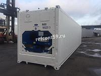 Рефконтейнер 40 футов Carrier 2006 г. №NARU1652213