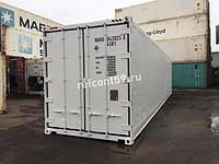 Рефконтейнер 40 футов Carrier 2007 г. №NARU8430250