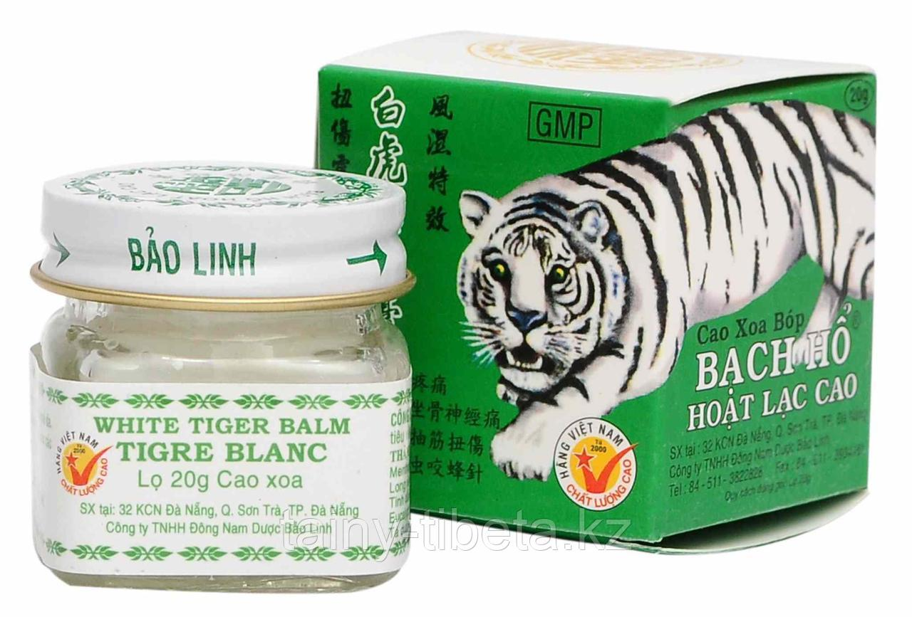 "Вьетнамский бальзам ""Белый Тигр"""