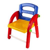 Детский стульчик «Малыш» сборный, МИКС