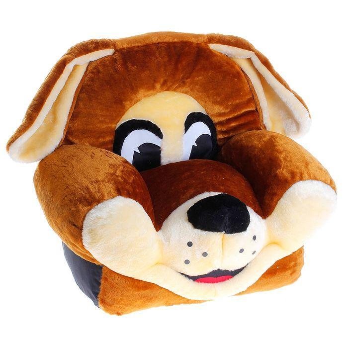 Мягкая игрушка «Кресло Собака», МИКС - фото 1