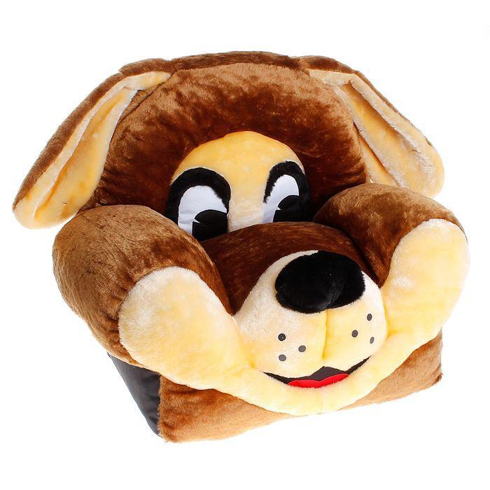 Мягкая игрушка «Кресло Собака», МИКС - фото 2