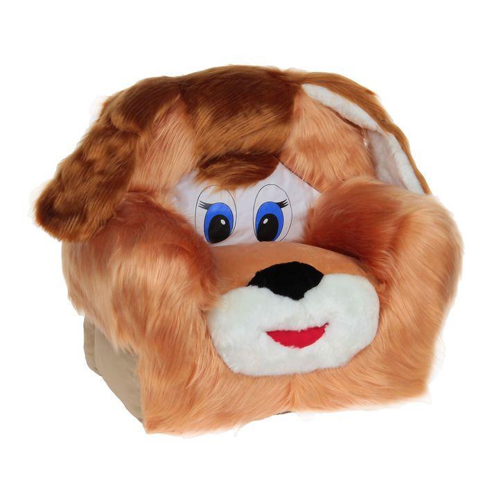 Мягкая игрушка «Кресло Пёсик», МИКС - фото 1