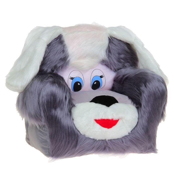 Мягкая игрушка «Кресло Пёсик», МИКС - фото 2