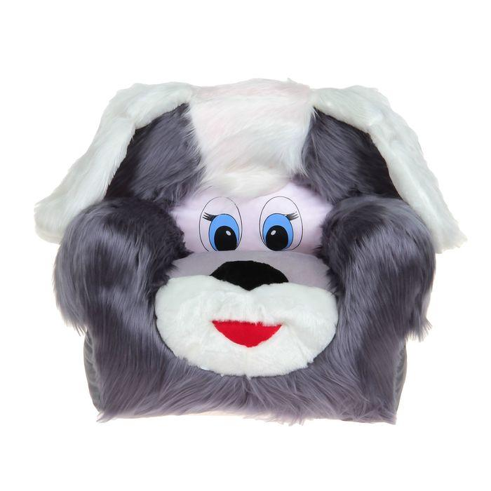 Мягкая игрушка «Кресло Пёсик», МИКС - фото 3