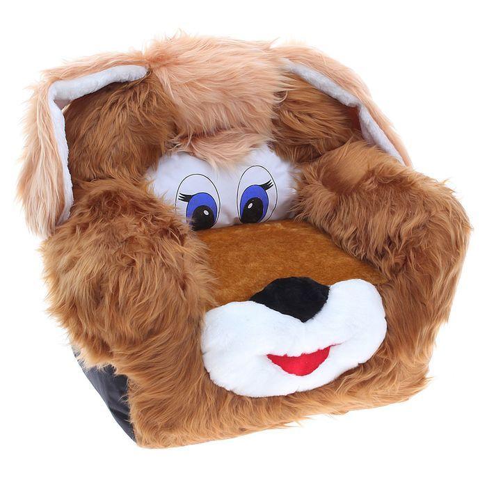 Мягкая игрушка «Кресло Пёсик», МИКС - фото 5