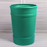 Бочка-бак пищевая «Помощник», 200 л, горловина 59 см, без крышки, МИКС