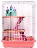 Клетка для хомяков, крыс, YDA 303, 35x26x46 см, фото 1