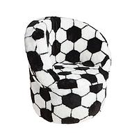 Мягкая игрушка «Кресло. Футбол», МИКС