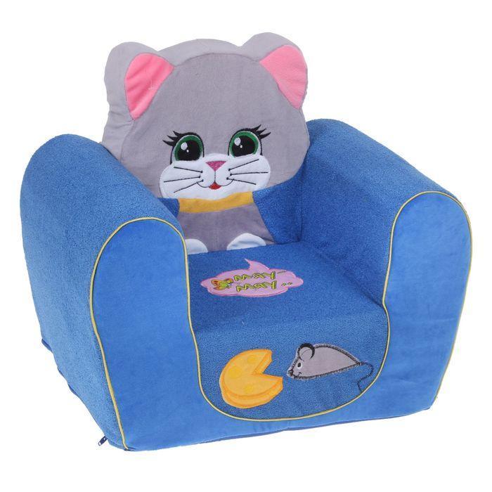 Мягкая игрушка «Кресло Кошечка» - фото 1