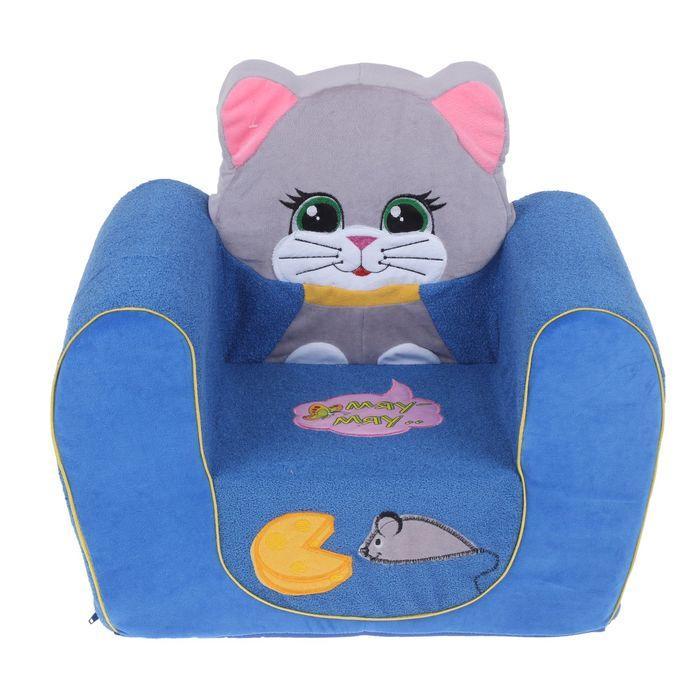 Мягкая игрушка «Кресло Кошечка» - фото 2