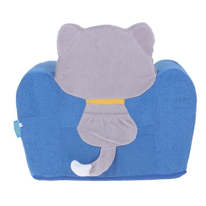 Мягкая игрушка «Кресло Кошечка» - фото 4