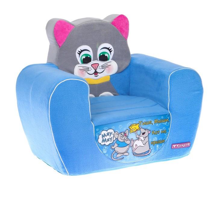 Мягкая игрушка «Кресло Кошечка» - фото 5