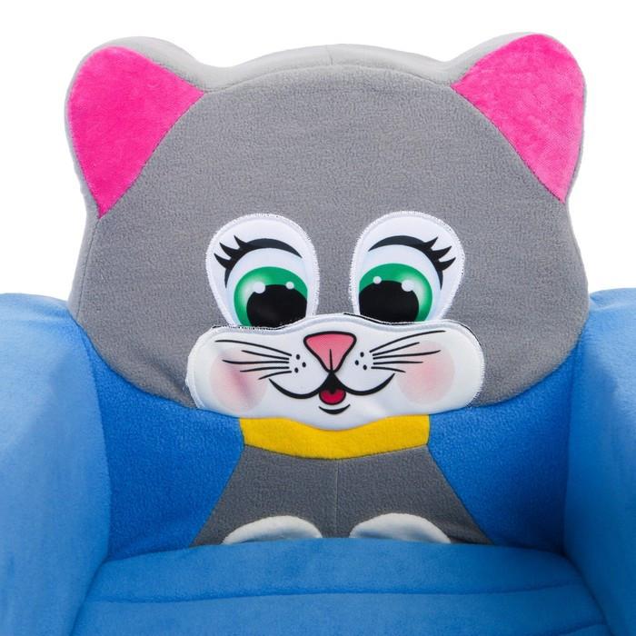 Мягкая игрушка «Кресло Кошечка» - фото 6