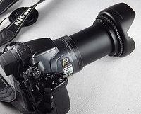 Бленда для объектива Camera Lens Hood 77мм, фото 1