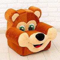 Мягкая игрушка «Кресло Медвежонок»