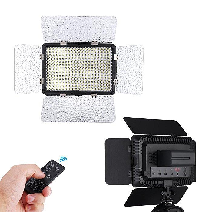 Биколорный свет со шторками Alitek LED-330