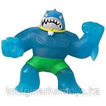 Гуджитсу игрушка тянущаяся фигурка Траш акула Goo Jit Zu