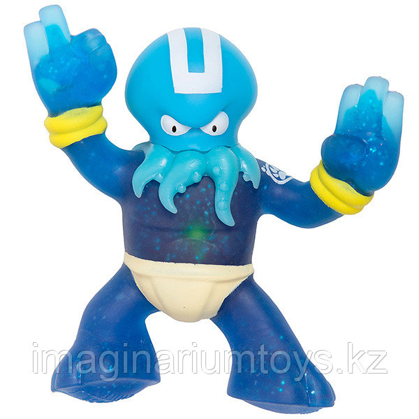 Гуджитсу игрушка осьминог Грэплок Goo Jit Zu