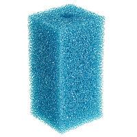Губка прямоугольная запасная синяя для фильтра F1 (3*3,5*7 см)