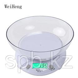 Электронные кухонные весы WH-B09