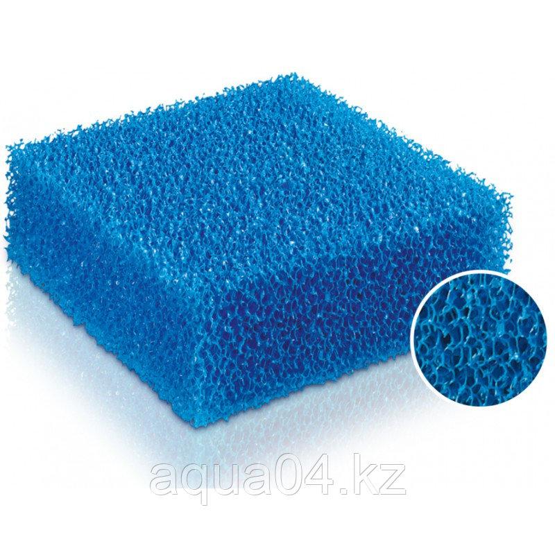 Мат поролоновый синего цвета среднепористый (50*50*2 см)